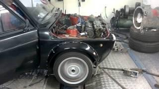 Fiat 127 dyno 2011