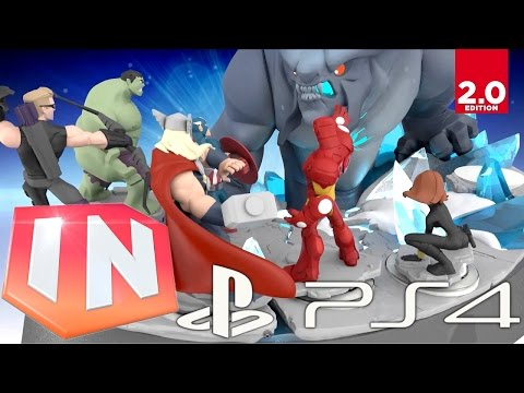 Disney Infinity 2.0 Comic Con Analysis - Guardians, Big Hero 6, Loki, PS4 Special Edition