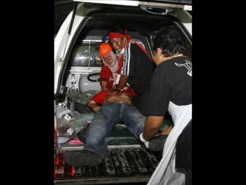 thai military to killing people