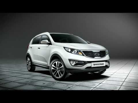 2011 Kia Sportage Accessories