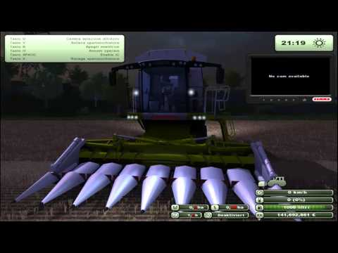 CLAAS LEXION 770TT original farming simulator 2013 mods by marco95