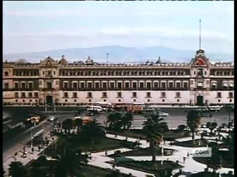 Ciudad de Mexico 1942 Imagenes antiguas