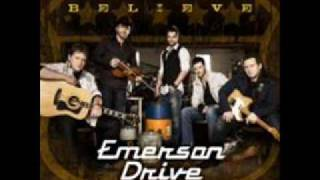 Watch Emerson Drive Believe video