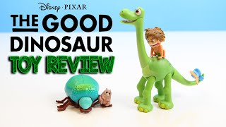 The Good Dinosaur Toy Review Arlo and Spot