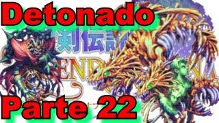 22# Detonado de Legend of Mana (PS1) - Quests em Bone Fortress + Batalha contra Jajara