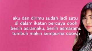 Isyana Sarasvati Kau Adalah feat Rayi Putra Karaoke Version