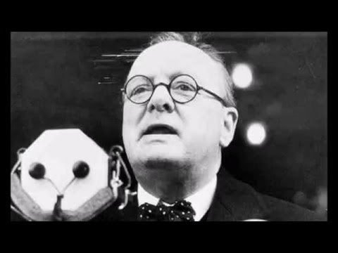 Winston Churchill: We Shall Never Surrender