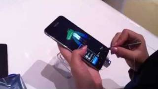 Samsung Galaxy Note Test.FLV