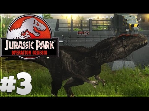 Jurassic Park: Operation Genesis - Part 3: Carnivore Rampage!