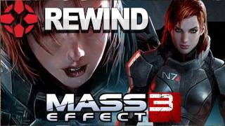 Mass Effect 3 Female Shepard Trailer Analysis - IGN Rewind Theater