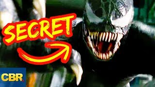 10 Secrets That Venom Is Hiding About His Superpowers
