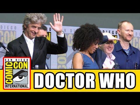 DOCTOR WHO Comic Con 2017 Panel News, Season 10 & Highlights