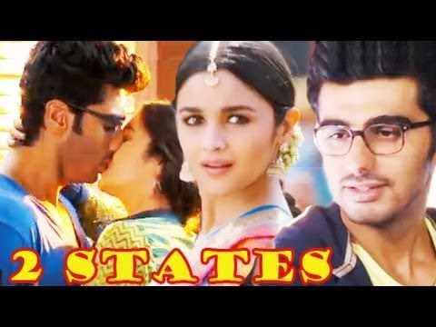2 States | Hindi Full Movie Review | Alia Bhatt | Arjun Kapoor