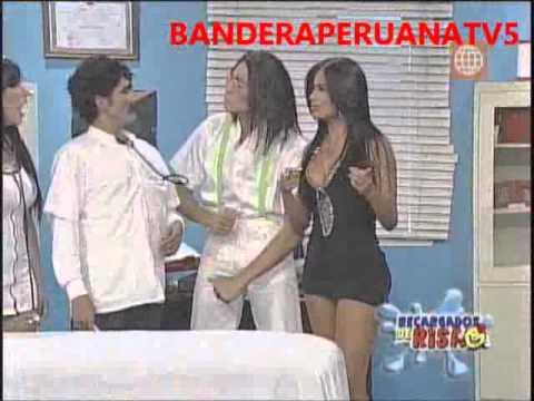 RECARGADOS DE RISA 16-04-2011 EL CONSULTORIO DEL DOCTOR RACACHIN!!!