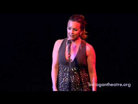 "Alice Ripley - ""When There's No One"" - CARRIE the musical"
