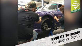 RWB Germany | Livestream Front Fenders | Sidney Industries