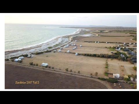Sardinien2017 #3 Alghero-Bosa-Reiskornstrand