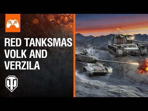 Console: World of Tanks War Stories: Red Tanksmas