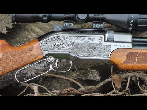 Sam Yang Ind - Sumatra 2500 Air Rifle - On Test - PCP Airgun
