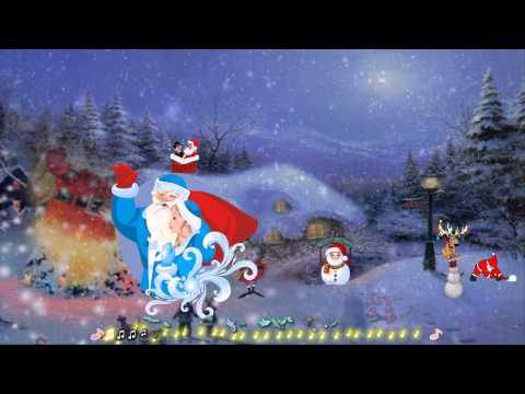 We Wish You A Merry Christmas - CrazyFrog | Lyrics Kara+Sub