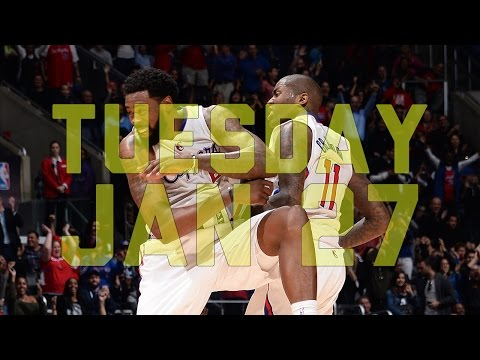 NBA Daily Show: Jan. 27 – The Starters