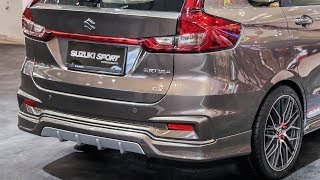 2019 MARUTI ERTIGA SPORTS - LAUNCH DATE , PRICING AND ALL DETAILS