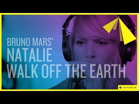 Bruno Mars' 'Natalie' by Walk Off The Earth Feat. KRNFX Music Videos