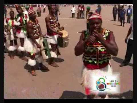 Abuja Carnival 2008 Brief Video Clip
