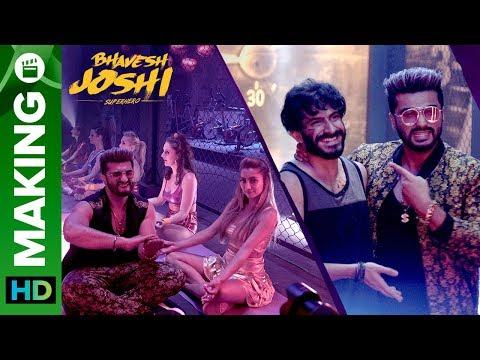 Chavanprash Song Making | Bhavesh Joshi Superhero | Harshvardhan Kapoor | Shibani & Anusha Dandekar
