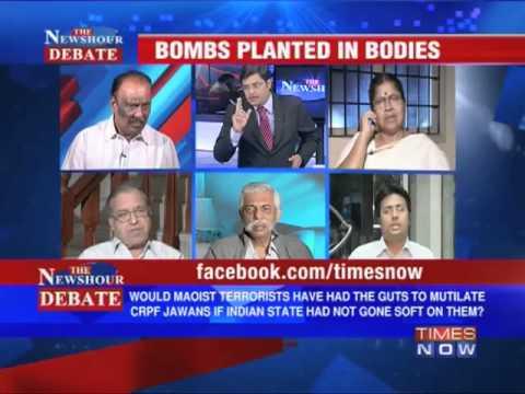 The Newshour Debate: Maoist brutality in Latehar (Part 2 of 2)