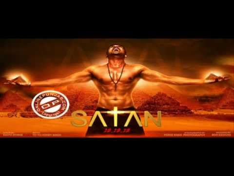 Honey Singh New Album Satan Rap Song...aj video