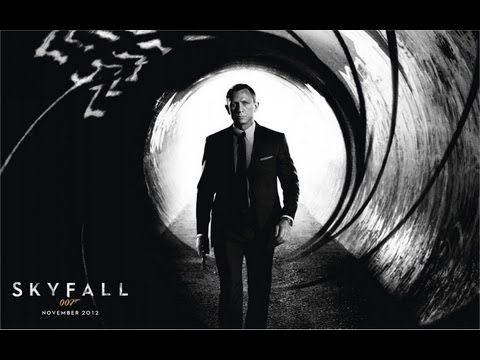 Skyfall – James Bond – My Thoughts