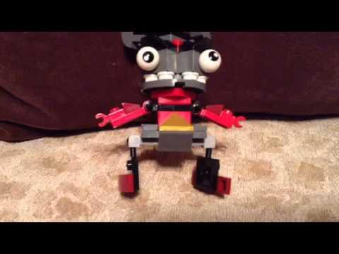 Mixels Flain Lego Mixels:krader And Flain