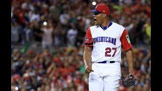 2017 World Baseball Classic: USA vs. Dominican Republic