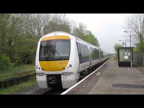 Photo of Trains at Bearley 22/04/14