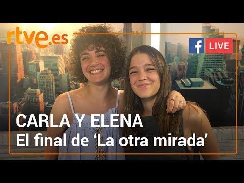 Charlamos con Carla Campra y Elena Gallardo | Flavia y Candela en 'La otra mirada'