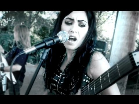 CRYSTAL VIPER - Prophet Of The End (2013) // official video // AFM Records