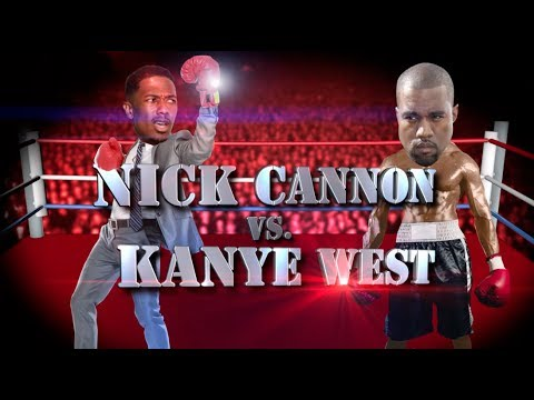 Nick Cannon Goes After Kanye West on Twitter!