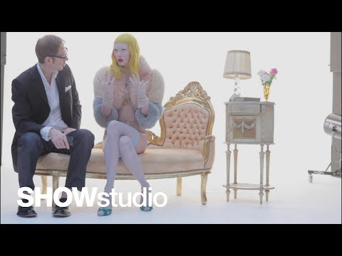 SHOWstudio: Haute Death Day 2 - Karlie Kloss, Nick Knight, W Magazine