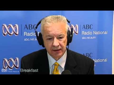 Doug Cameron on Craig Thomson, gay marriage and manufacturing - ABC Radio National Breakfast