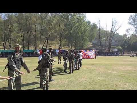 Baramulla Kite Festival 2013 - Indian Army - Jammu & Kashmir - Royal Kite Flyers Club India