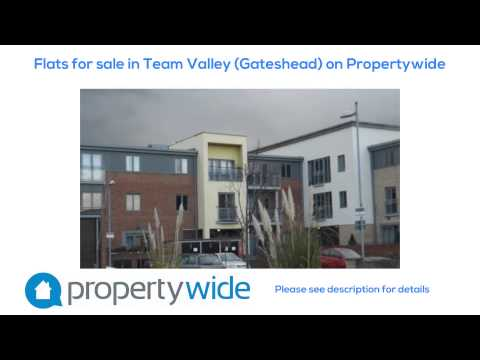 Flats for sale in Team Valley (Gateshead) on Propertywide