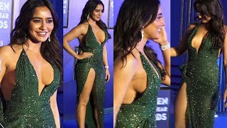 Hera Pheri 3 Actress Neha Sharma H0T 0PEN Dress At IIFA Awards 2019