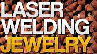 The Best Jewelry Repairs with a Laser Welder!