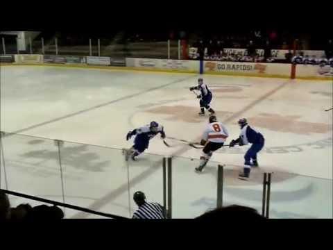 Grand Rapids VS Brainerd High School Hockey Dec 28, 2013