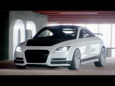 NEW Audi TT ultra quattro concept