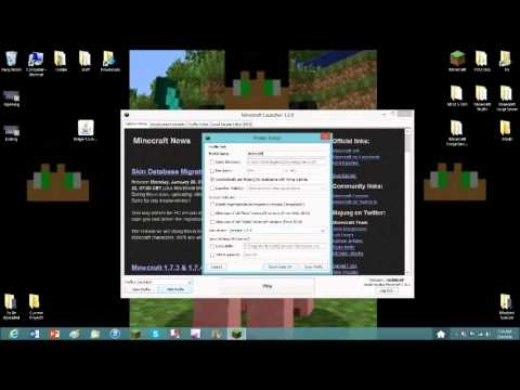Tutorial on how to use mods in 1.6.4 Forge Minecraft
