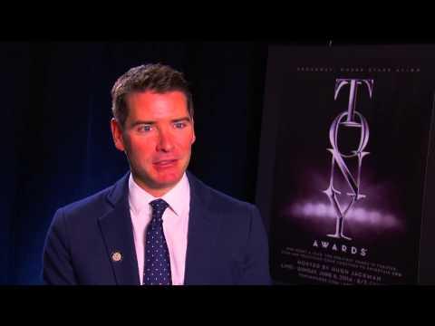 2014 Tony Awards Meet the Nominees: Chad Beguelin