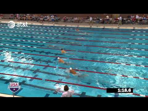 Men's 200m Individual Medley B Final - 2012 Columbus Grand Prix