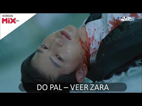 Do Pal ruka  - Veer-Zaara - very very sad song - korean mix